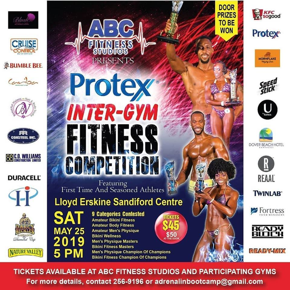 ABC Fitness Studios Inter-Gym Competition