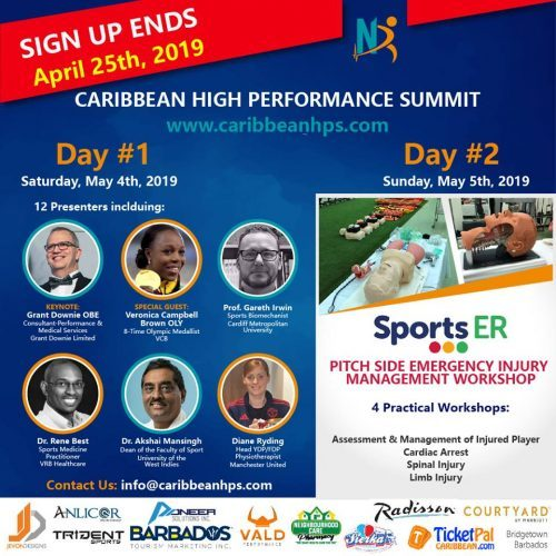 Caribbean High Performance Summit 2019