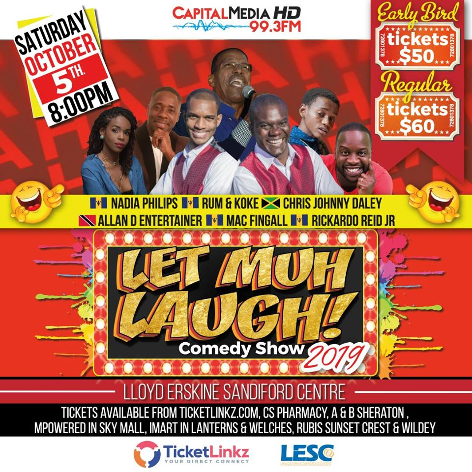 Let Muh Laugh Comedy Show 2019