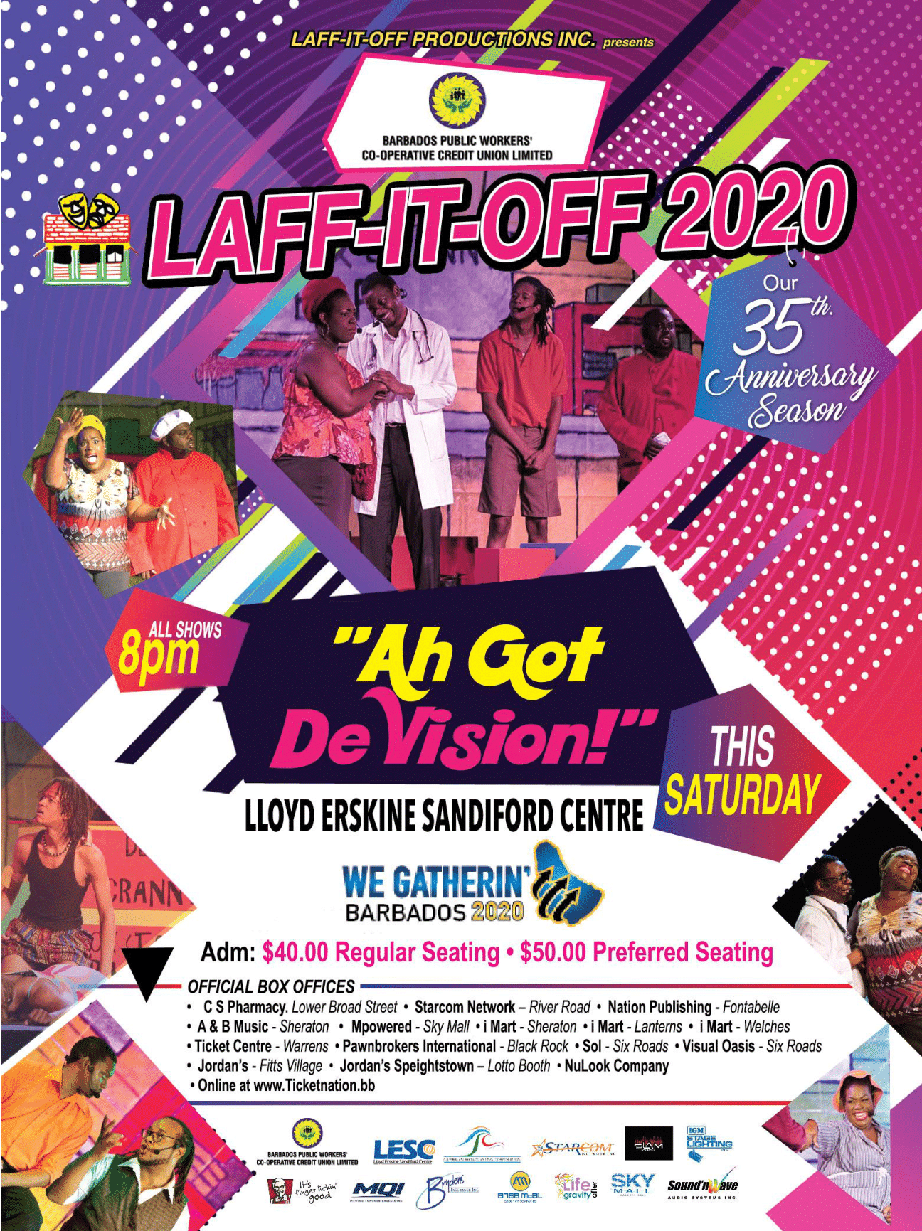 Laff-It-Off 2020 - CANCELLED